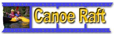 video Canoe Raft
